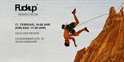 Fuckup Night Hannover - Frauen Special II