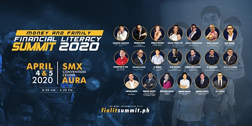 FinLit Summit 2020 : Money and Family