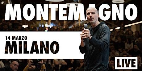MeetMonty Milano 14 Marzo 2020 biglietti