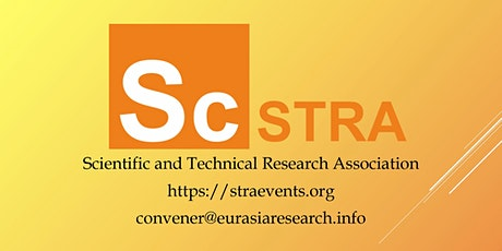 7th ICSTR Singapore – International Conference on Science & Technology tickets