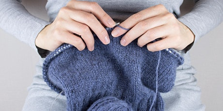 Knitting for Intermediate-Level - One-Day Workshop tickets