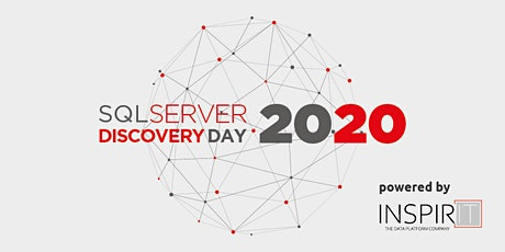 SQL Server Discovery Day 2020 tickets