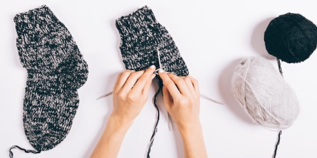 Learn to Knit Socks tickets