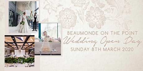 Beaumonde on the Point Wedding Open Day tickets