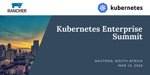 Kubernetes Enterprise Summit - Gauteng