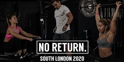No Return. 2020