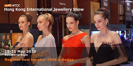 HKTDC Hong Kong International Jewellery Show tickets