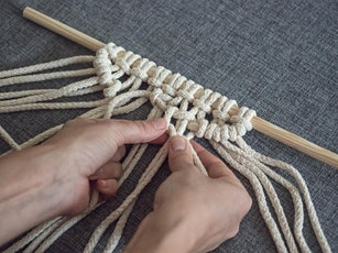 Macramé for Beginners tickets