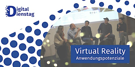 Digital Dienstag Virtual Reality  Tickets