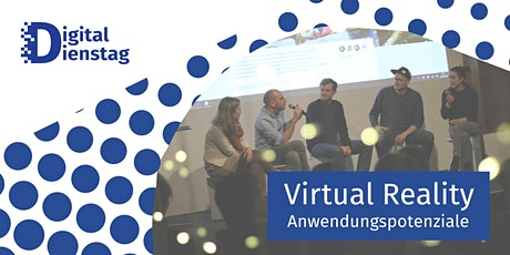 Digital Dienstag Virtual Reality  tickets