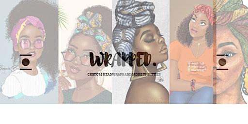Headwraps, Natural Hair & Brunch