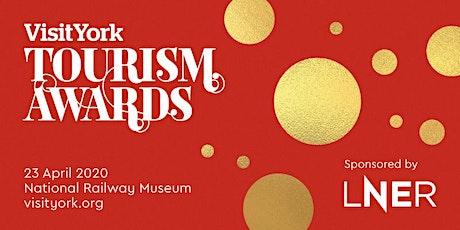 Visit York Tourism Awards 2020 tickets