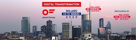 omat forum MILANO  - 12-13 marzo 2020