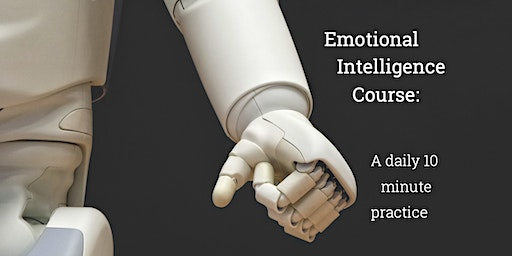 Emotional Intelligence Course: a daily 10 minute practice.