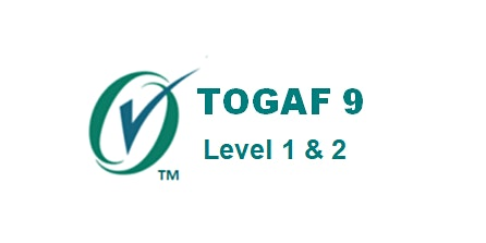 TOGAF 9: Level 1 And 2 Combined 5 Days Virtual Live Training in Utrecht