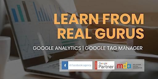 Google Analytics & Google Tag Manager Training Programme