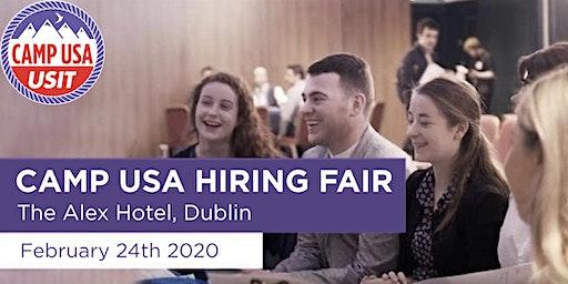 Camp USA Hiring Fair - Feb 24th (Dublin)
