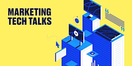 Marketing Tech Talks tickets