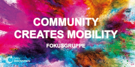 Fokusgruppe Mobility Manifest #2 - Community creates Mobility Tickets