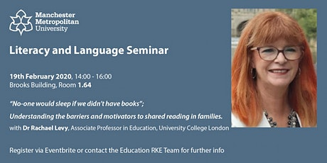 Literacy and Language Seminar with Rachael Levy and Mel Hall tickets