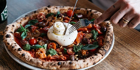 Pizza Making Class with Lunch and Drinks tickets