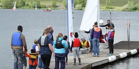 DISCOVER SAILING (FREE) 9th MAY 2020 - PENNINGTON FLASH - LEIGH & LOWTON SC tickets