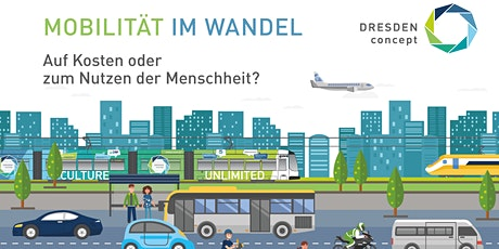 Mobilität im Wandel - Sonderfahrt in der DDc Tram tickets