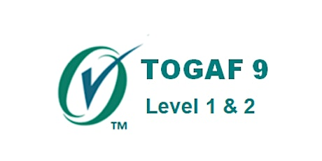 TOGAF 9: Level 1 And 2 Combined 5 Days Training in Birmingham tickets