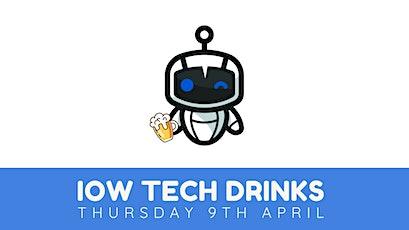 IOW Tech Drinks #8 tickets