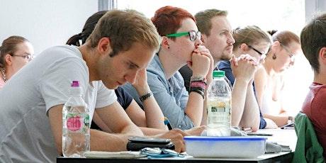 Infonachmittag an der Dresden School of Management billets