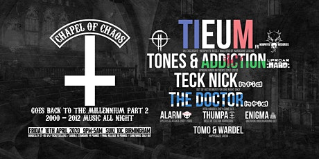 Chapel Goes Back To The Millennium Pt 2 ft Tieum tickets