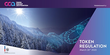 CCA TOKEN SUMMIT Liechtenstein - 2020 TOKEN REGULATION Tickets