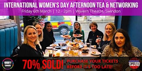 International Women's Day Afternoon Tea & Networking tickets