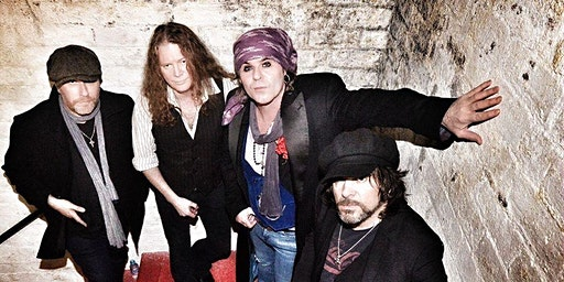 The Quireboys feat. Counting Stars w/ Dirty Dollz