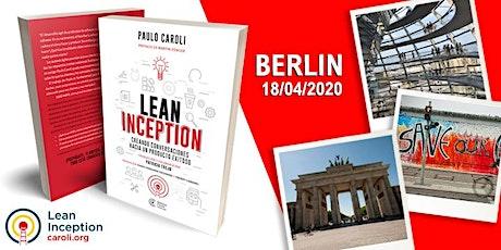 Formação Lean Inception em Berlin (em Português) ingressos