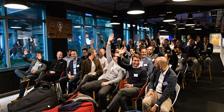 PAFT - PropTech Afterworks with Deliveroo, BAO LIVING, Bezonia tickets