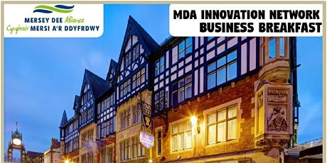 MDA Innovation Network Business Breakfast - Friday 21st February 2020 tickets