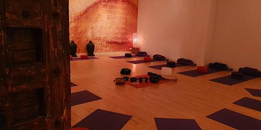 Geleide meditatie & Soundhealing