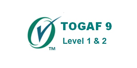 TOGAF 9: Level 1 And 2 Combined 5 Days Training in London tickets