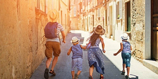 Travel with Kids evening