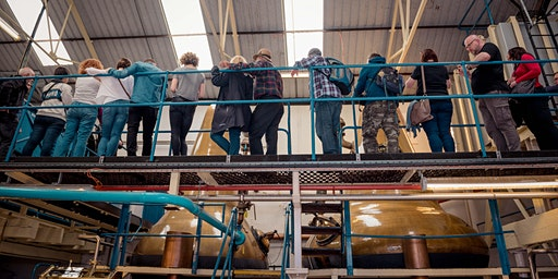 Glen Scotia Distillery Tour 2020
