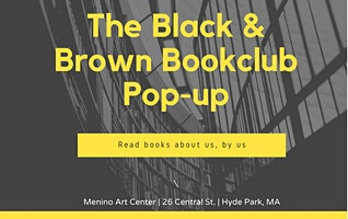 Black & Brown Bookclub Pop-up Event