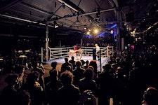 Troja Boxing Berlin * PFB * MarioMatch * GBC  logo