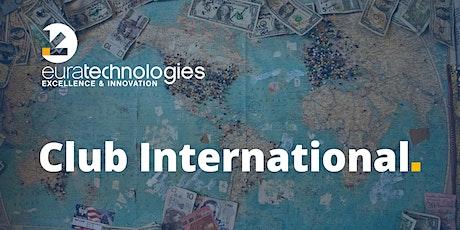 Breakfast - Club International - EuraTechnologies billets