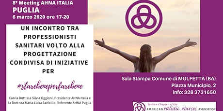 8° MEETING AHNA Sezione ITALIA biglietti