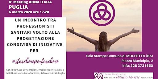8° MEETING AHNA Sezione ITALIA