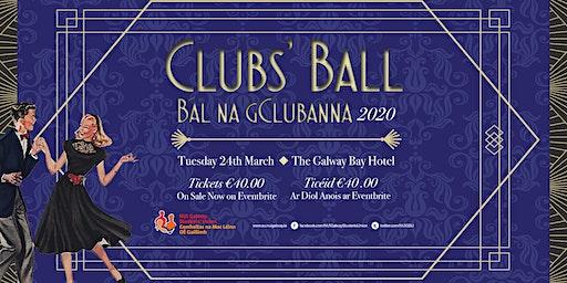 Clubs' Ball 2020
