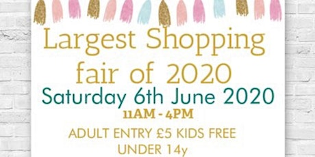 Largest Shopping event of 2020 tickets