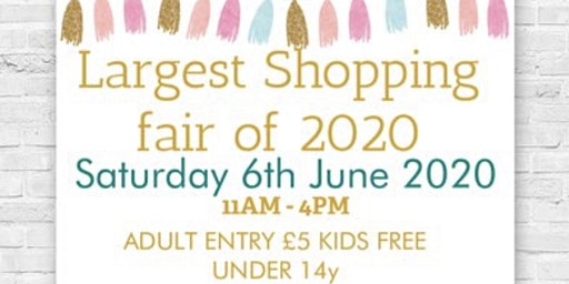 Largest Shopping event of 2020
