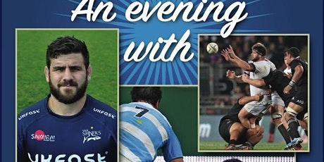 Sportsmen's dinner - Rob Webber tickets